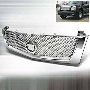 Amazon.com: Cadillac Escalade Ext Esv Front Mesh Grill ...