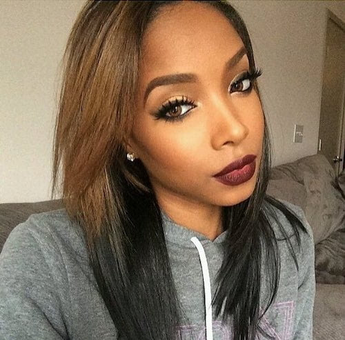 Best Hair Color for Dark Skin that Black Women Want in 2017