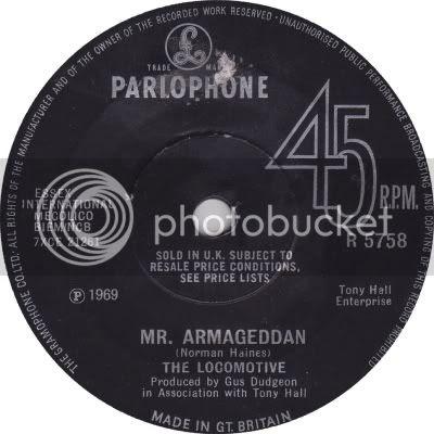 Locomotive - Mr Armageddan