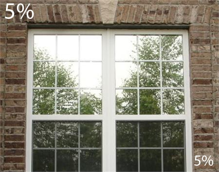 One Way Privacy Window Film