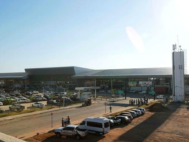 Governo prorroga prazo de entrega para obra de aeroporto de Cuiabá
