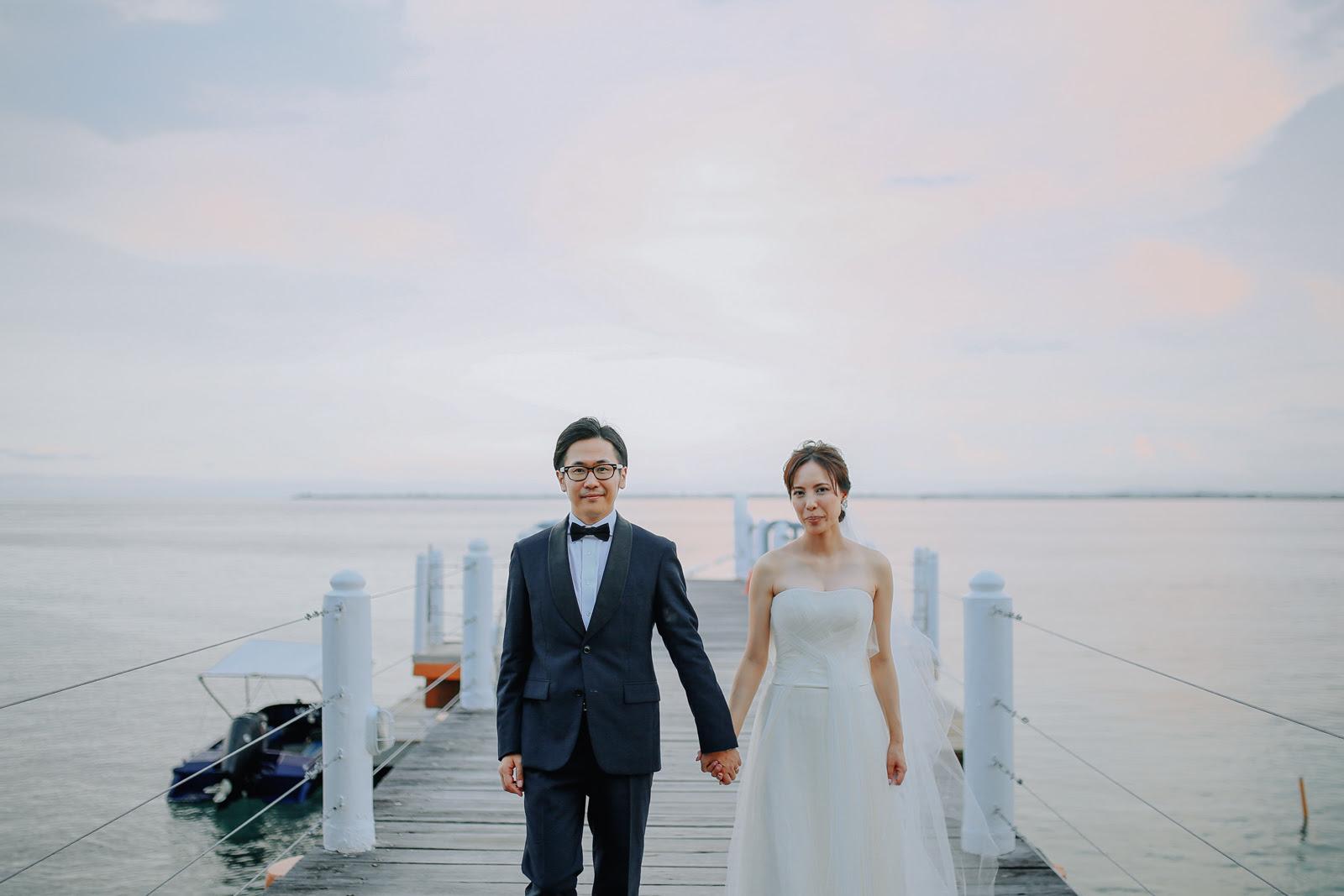 Shangrila Mactan Beach Wedding