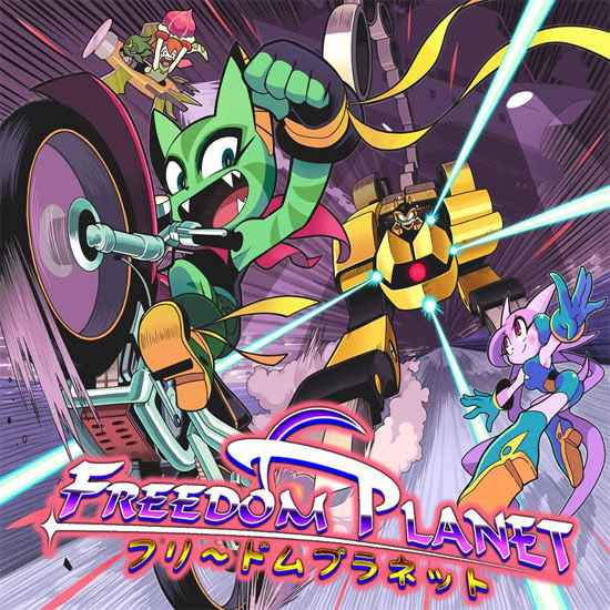 Freedom Planet Wallpaper Downloads
