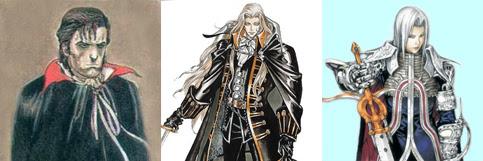 alucard_castlevania