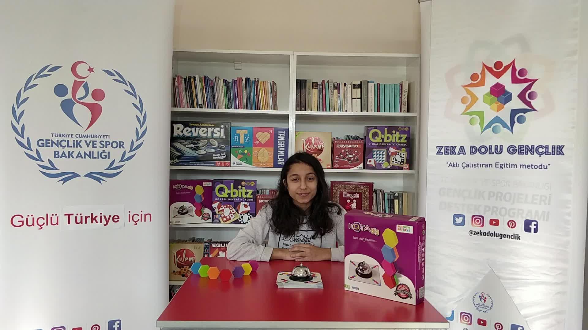 Kota Big Oyunu Nasıl Oynanır Zeka Dolu Gençlik Izle Video