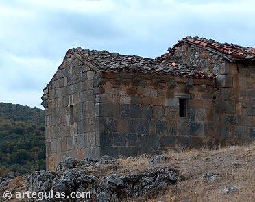 Ermita de Santa María en Barbadillo del Pez