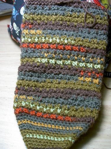 Socks in progess