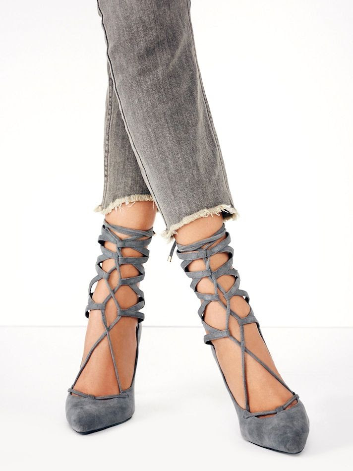 Le Fashion Blog Shoe Crush Grey Suede Lace Up Heels Jeffrey Campbell Free People Hierro Heel Frayed Hem Jeans photo Le-Fashion-Blog-Shoe-Crush-Grey-Suede-Lace-Up-Heels-Jeffrey-Campbell-Free-People-Hierro-Heel-Frayed-Hem-Jeans.jpg
