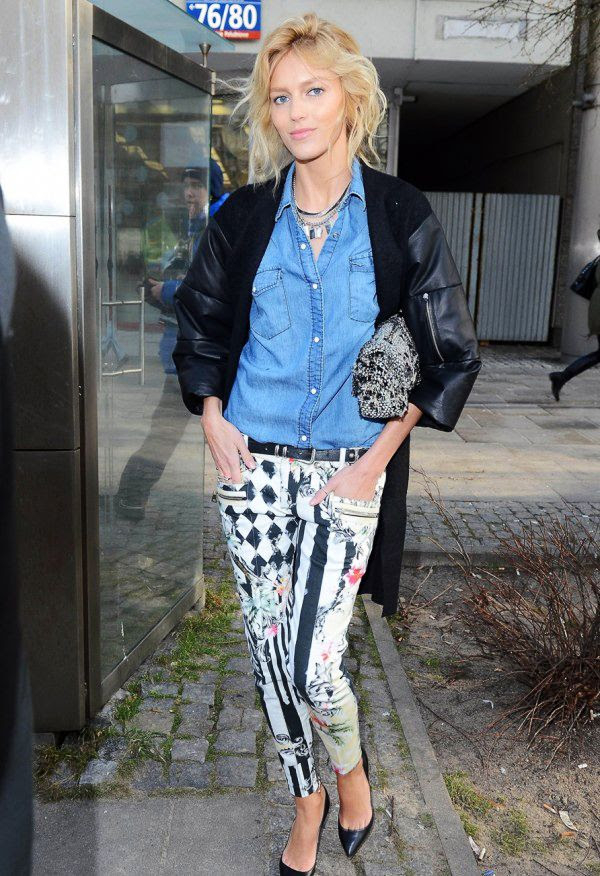 photo Anja-Rubik-Balmain-Printed-Skinny-Jeans-e1361221344236_zps816b697b.jpg