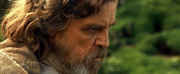 Mark Hamill is back as Luke Skywalker in STAR WARS: EPISODE VIII.