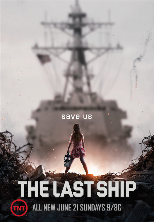 Resultado de imagem para The Last Ship posters season 3