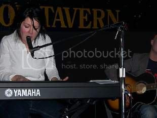A Girl Called Eddy at Horseshoe Tavern: photo by Mike Ligon