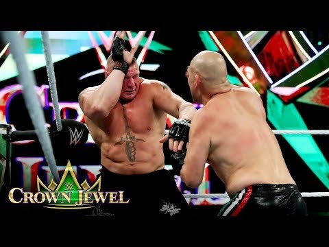 Brock Lesnar Defeated Cain Velasquez, Biggest Match Ended with the Biggest Disappointment