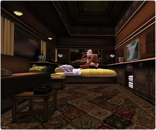 Style - The Orient Express, Privacy please!