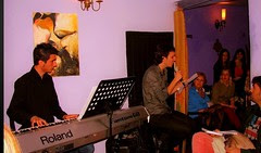 Recital en Oculto Café (Córdoba)