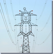 Clown Electrical Tower
