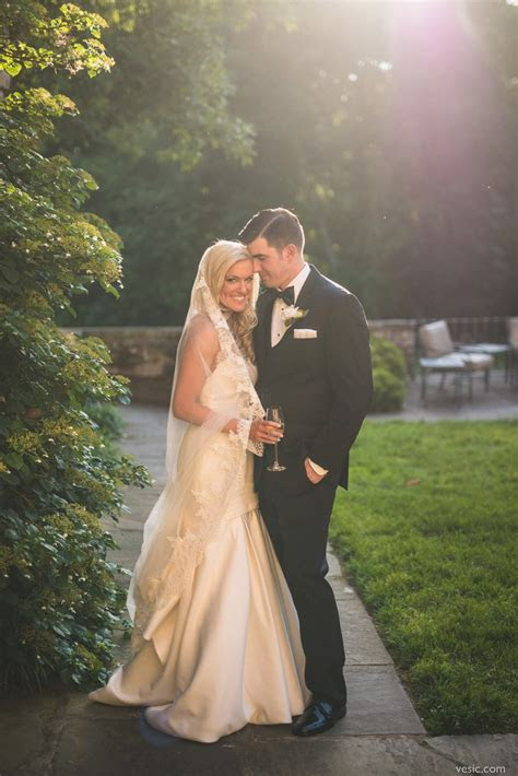 Graylyn Wedding in North Carolina   Vesic Photography