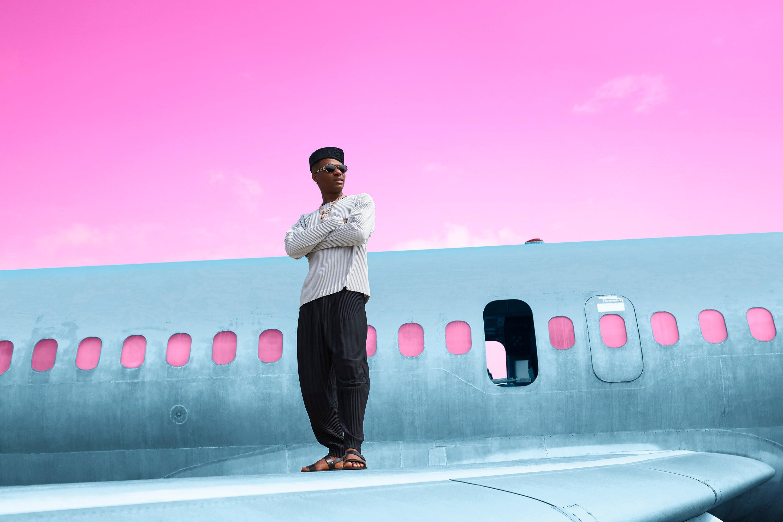 Wizkid, the King of Afropop