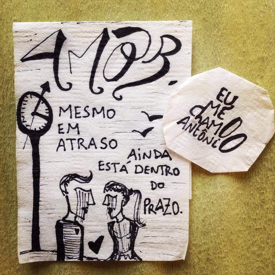 Desenhos De Amor Tumblr Com Frases Mensagens Bonitas Populares