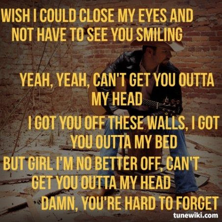 Outta My Head Quotes