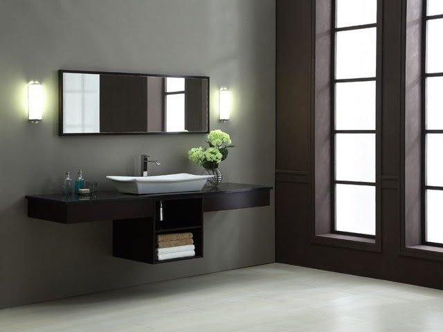 Bathroom Vanities Sets - modern - bathroom vanities and sink ...