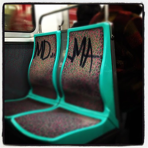 MDMA #igersfrance #ifrance #photo #instagram #igersparis #paris #métro #subway by Jean-Fabien - photo & life™