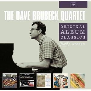 Dave Brubeck - Original Album Classics I cover