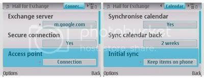 Synchronize Google Calendar and Contacts with your Nokia S60 phones