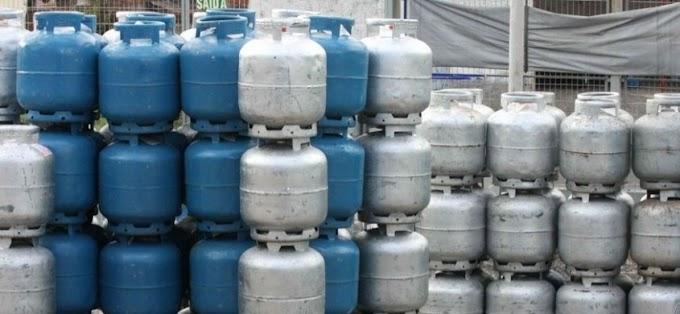 Preço do gás de cozinha sobe até R$ 3 na Paraíba a partir desta quarta