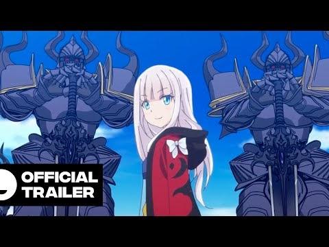 Kenja no Deshi o Nanoru Kenja Ganha Trailer