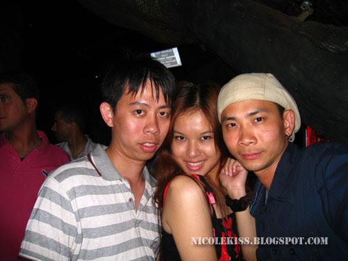 trio in sober state
