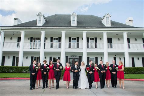 pecan grove plantation country club weddings  houston