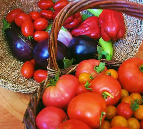 harvest basket 12x by permiegardener