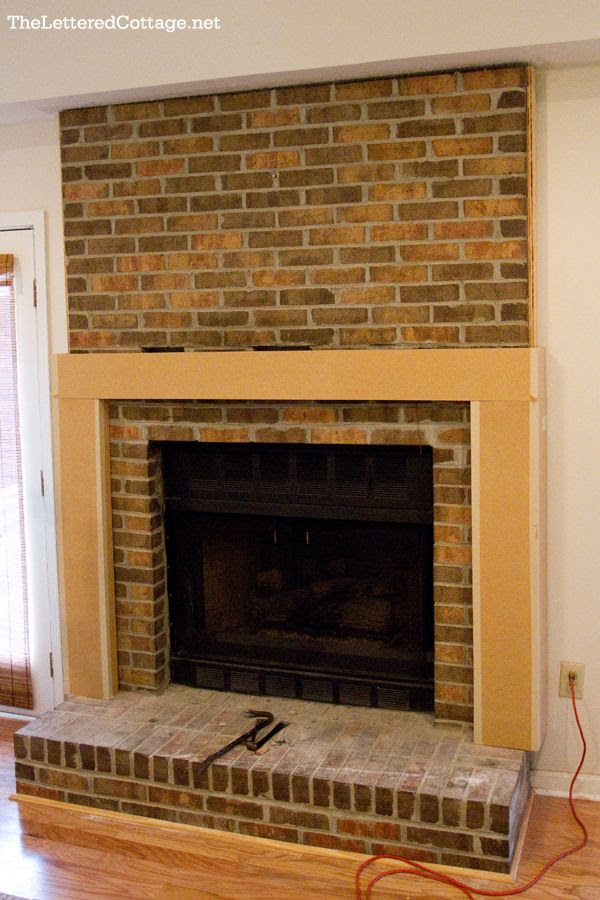 Fireplace Makeover - Construction - Haven Home - Business Directory