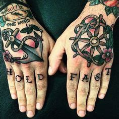 hold fast sailor tattoo danish means