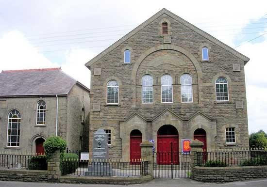 Moriah Chapel