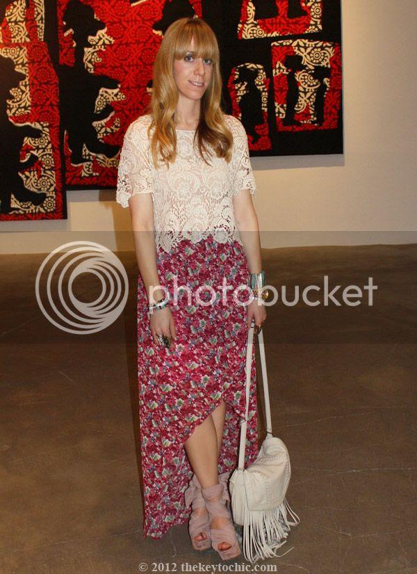 thekeytochic, Los Angeles fashion blogger