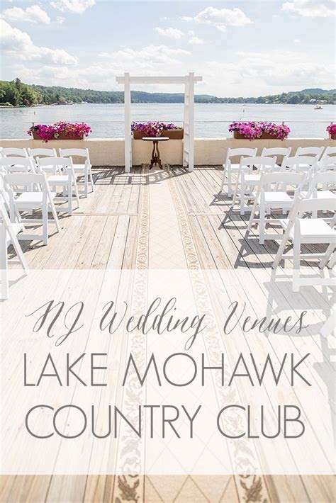 Lake Mohawk Country Club in 2019   NJ NY PA Wedding Venues