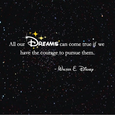 All Our Dreams Can Come True Quote Picture
