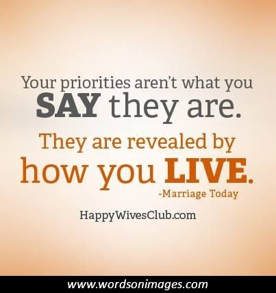 Quotes About Setting Priorities 36 Quotes