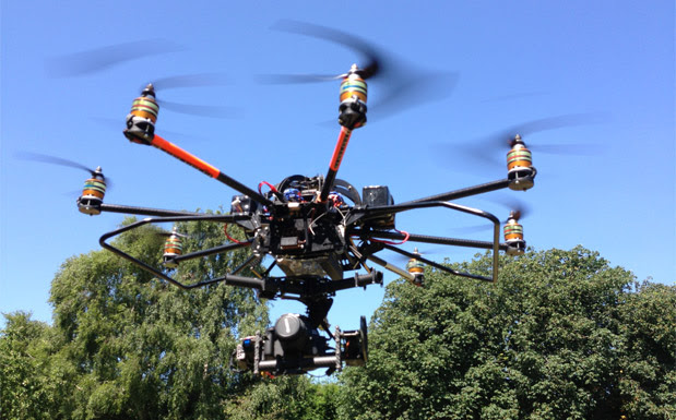 DNP AeroSee uses drones for mountain rescue, wants your eyes to search for lost climbers