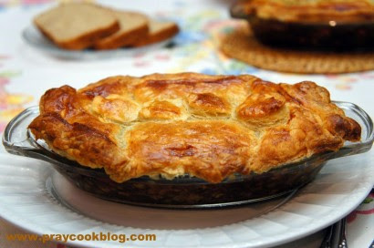 Restated Beef Puff Pastry Pot Pie | Tasty Kitchen: A Happy ...