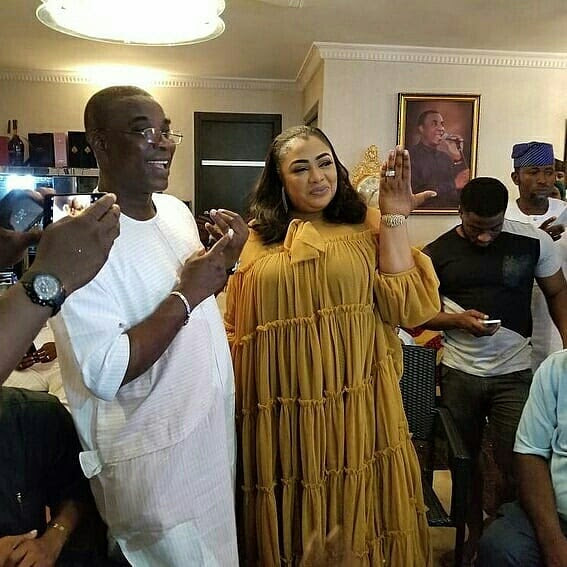 Image result for KWAM 1 in trouble as bigamy looms over recent civil marriage?