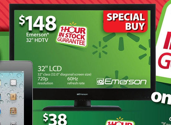 Good Friday Weekend Deals 2017 Black Friday Ads Emerson 32 Lcd 720p 60hz Hdtv At Walmart