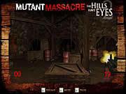 Jogar The hills have eyes mutant massacre Jogos