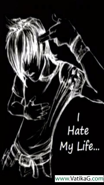 Download I Hate My Life Love Wallpapers For Mobile