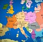 The tumultuous history of Europe over the last Millennium
