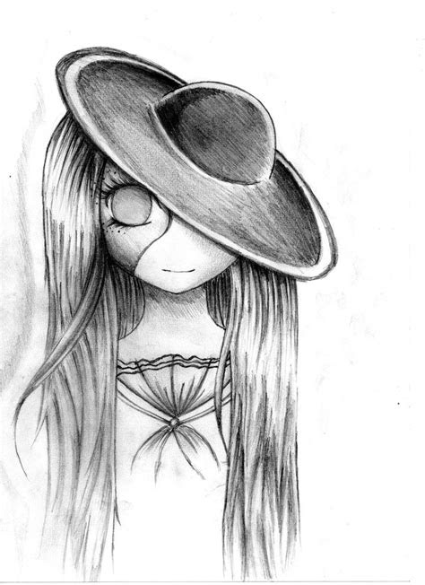creepy anime drawings anime drawings  alicejeeh