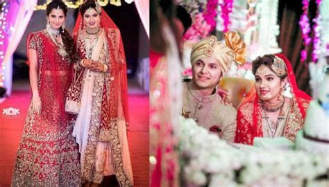 Sania Mirza's Sister Anam Mirza Had Royal Muslim Wedding