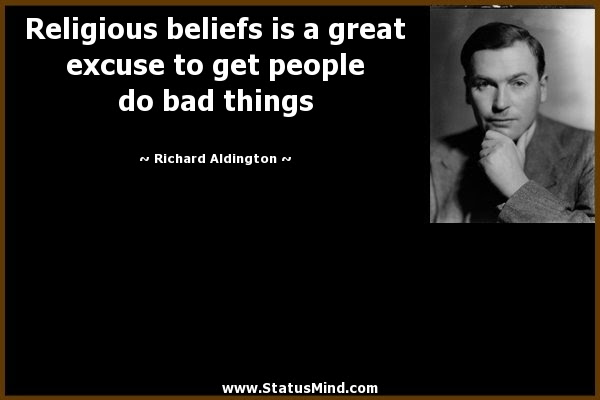 Religious Beliefs Is A Great Excuse To Get People Statusmindcom